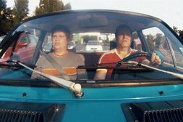 Záber z krátkometrážneho dokumentu Hviezda, ktorý bude súťažiť na festivale v Palm Springs.