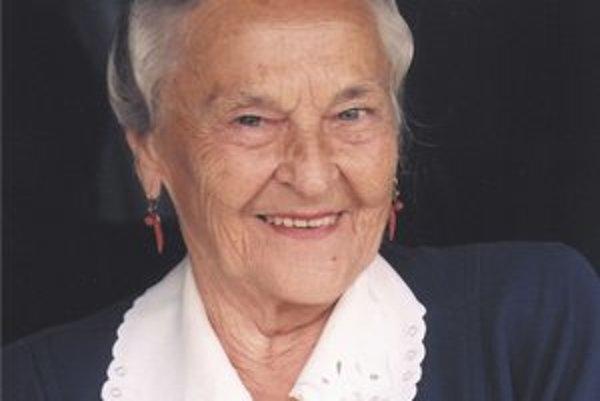 Zita Kabátová se narodila 27. apríla 1913.