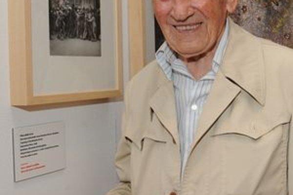 Viliam Malík (21. 11. 1912 - 20. 1. 2012).