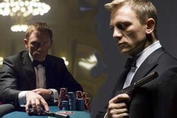 Daniel Craig si opäť zahrá hlavnú postavu.
