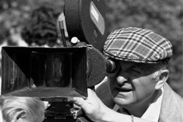 Otakar Vávra, architekt, režisér a pedagóg, zomrel vo veku sto rokov