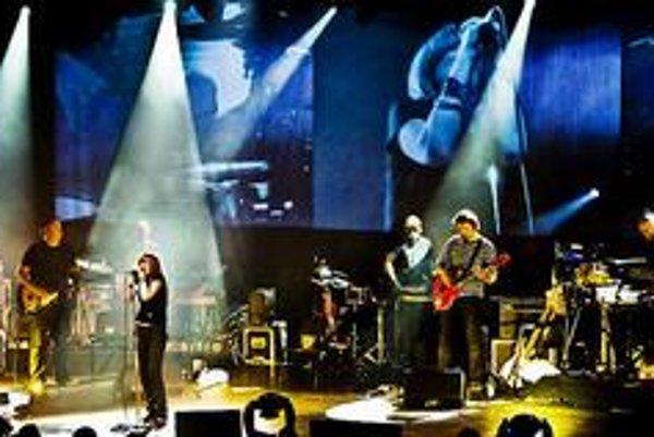 Portishead: klasici, no stále zaujímavá hudba (Sobota, 23.00).