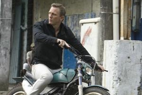 Daniel Craig, posledný James Bond.