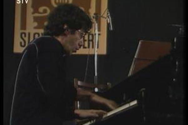 Chick Corea. Bratislava, november 1983. Neuveriteľný zážitok zdokumentoval režisér Jozef Novan.