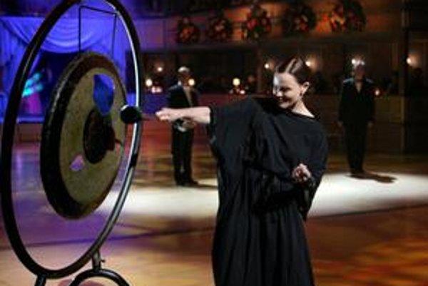 Belinda Carlisle, ktorá otvárala Ples v opere v roku 2008.