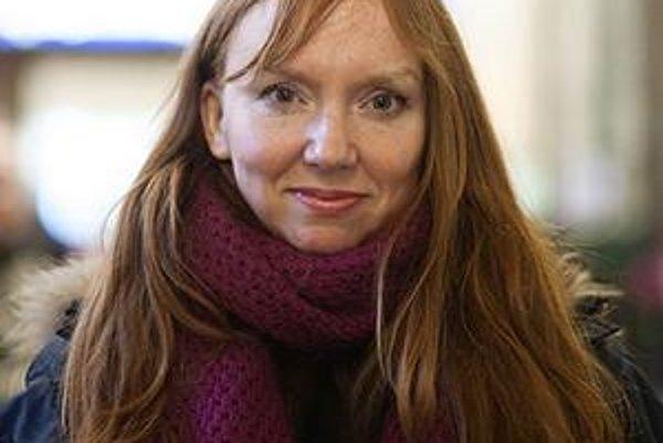 Susan Philipszová, nová držiteľka prestížnej Turnerovej ceny.