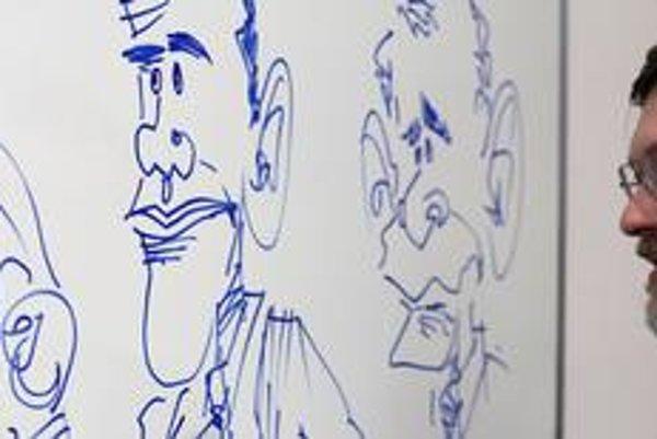 Daryl Cagle (54) je politický karikaturista najpopulárnejšieho spravodajského serveru MSNBC.com. V 90. rokoch pracoval pre Tribune Media Services, Gannett či Slate.com. V roku 2001 založil Cagle Cartoons, syndikát karikaturistov, ktorý si v súčasnosti