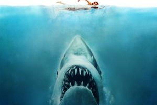 Žraloky ročne zožerú len pár ľudí. Vďaka Spielbergovi sú mnohí presvedčení o opaku.