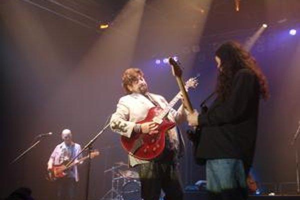 Alan Parsons hral prvýkrát na Slovensku.