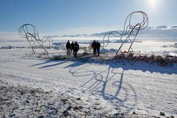 Holanďanove sane vychádzajú na svoju bludnú púť, z Grónska by sa mohli dostať až k americkému pobrežiu.
