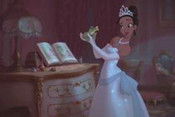 V Princeznej a žabe je veľa politickej korektnosti a, bohužiaľ, trochu menej nápadu a vzletu.