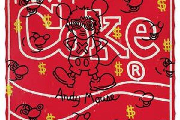 Keith Haring dostal umenie z ulíc do galérií.