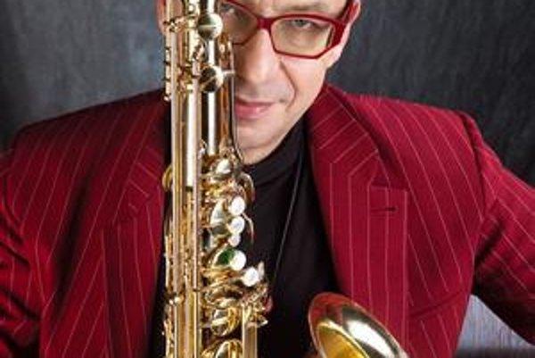 Jednou z hviezd Open Jazz Festu je rakúsky saxofonista Harry Sokal.
