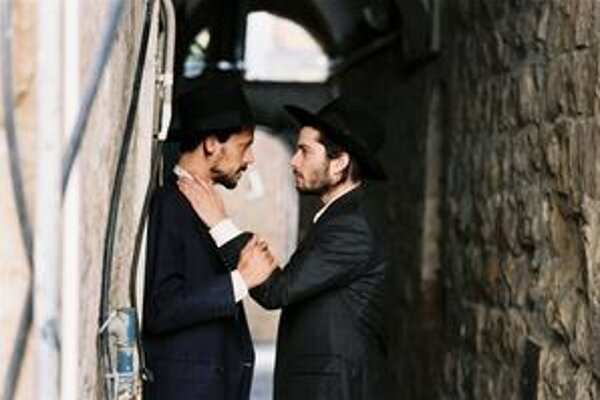 Eyes Wide Open: Láska v ortodoxnom svete.