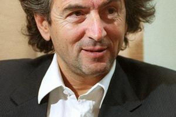 Bernard–Henri Lévy.