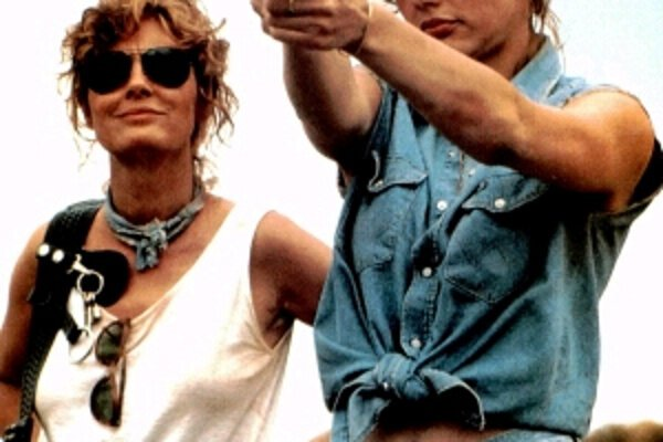 Thelma a Louise.