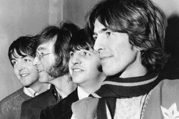 The Beatles sa zatiaľ nechcú pozerať na svoje staré spory.