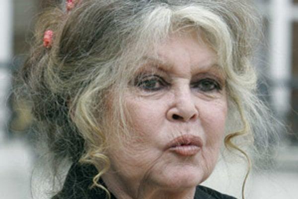 Brigitte Bardotová.