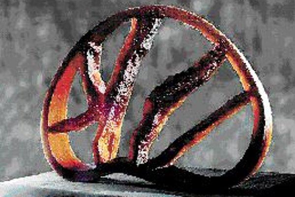 Zora Palova: Červená bunka, 2007.