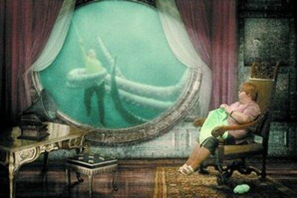 V Slepých láskach je miesto aj na sny a fantáziu.
