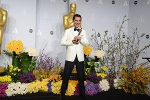 Najlepší mužský herecký výkon v hlavnej úlohe: Matthew McConaughey