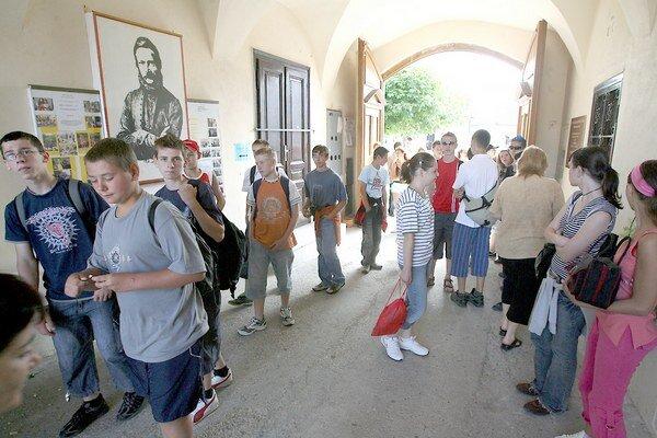 SNM - Múzeum Ľudovíta Štúra v Modre.