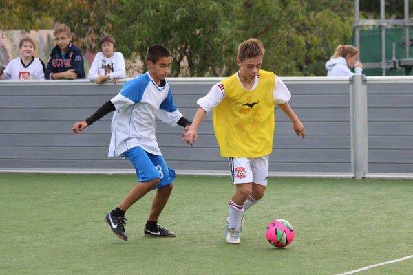 Na ZŠ Mlynská odštartovala prvými zápasmi Detská futbalová miniliga Senca.
