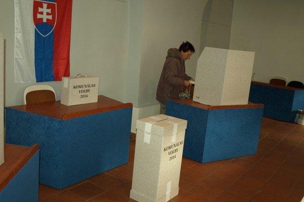 Trnavčania volili nezávislých.