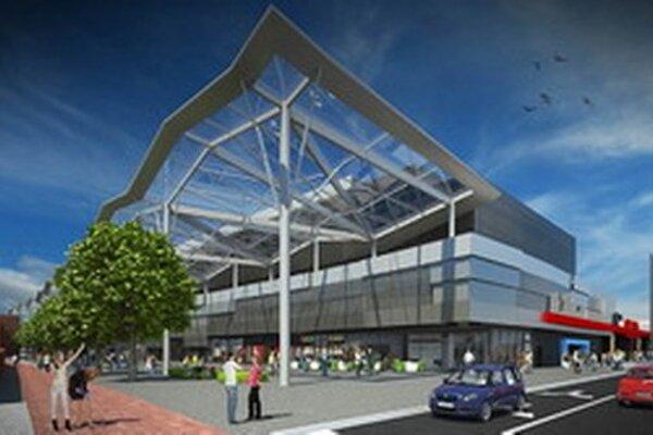 City Arenu majú otvoriť v septembri 2015.