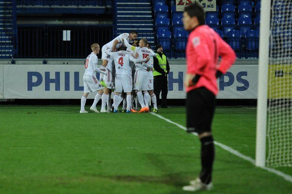 Spartakovci získali v Senici prvé tri jarné body.