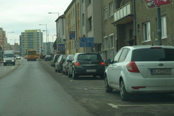 Okolie staveniska kontrolujú hliadky mestskej polície i zamestnanci mestského úradu.