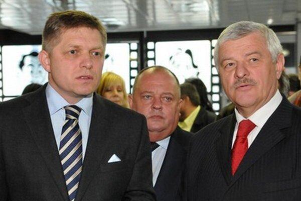 Fico a Mikuš by spájali.