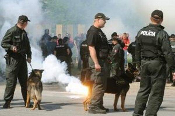 Policajné opatrenia sú vraj preventívne.