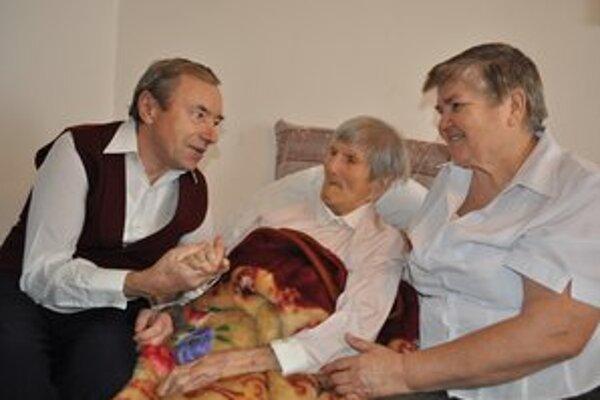 Anna Balášová oslavovala svoje 108. narodeniny v decembri.