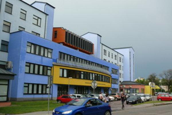 Fakultná nemocnica v Trnave.