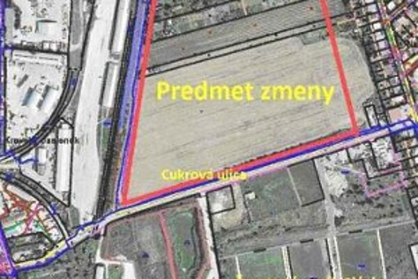 Verejné prerokovanie k zmene územného plánu pre plánovanú výstavbu, sa má uskutočniť 23. februára.