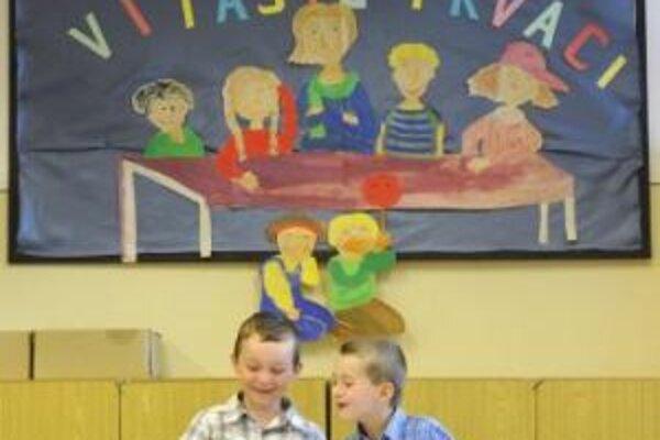 Prvákov dnes privítali aj trnavské školy.