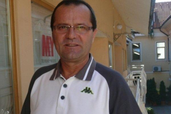 Ladislav Gádoši je na čele Západoslovenského futbalového zväzu od septembra.