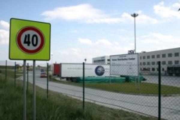 V priemyselnom parku vo Voderadoch pribudne nový závod.