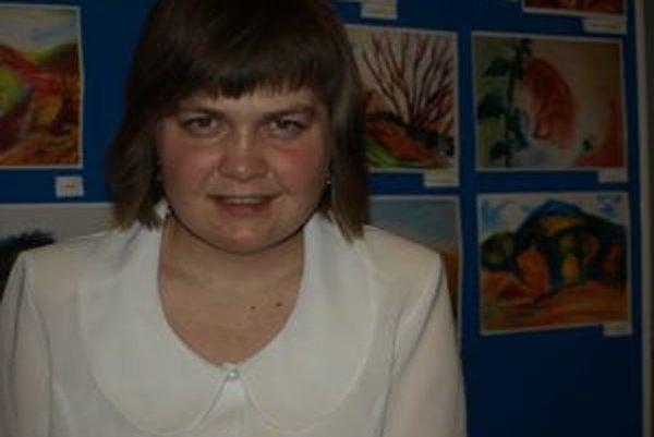 Ružena Šípková, jedna z najtalentovanejších poetiek mladej generácie.