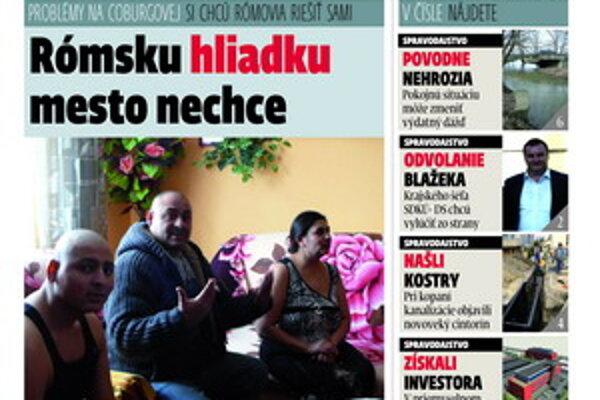Aktuálne číslo MY Trnavské noviny.