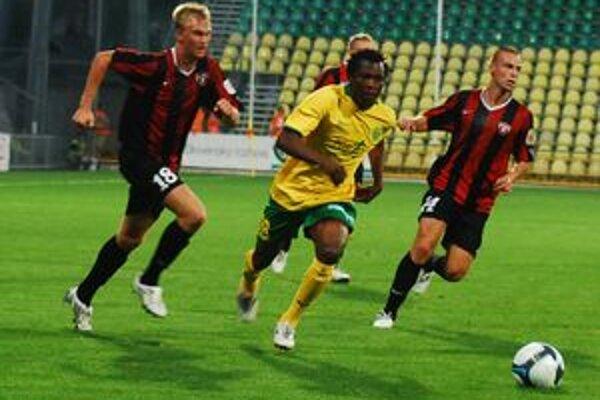 Deti a ich rodičia sa opäť môžu tešiť na Rodinný futbal. Spartak ho pripravil aj pred zápasom so Senicou.