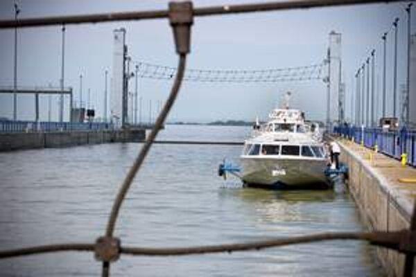 Hasiči použili virtuálnu sieť aj v prípade záchrannej akcie na vodnom diele v Gabčíkove.