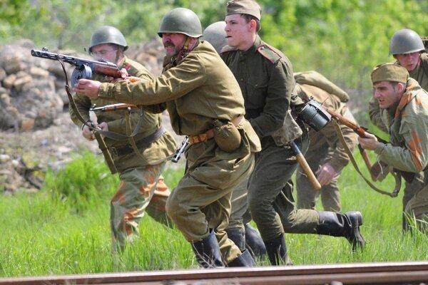 Rekonštrukcia vojnových bojov bude v Temeši.