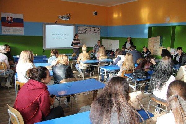 Program bol zameraný na overenie i prehĺbenie gramotnosti.