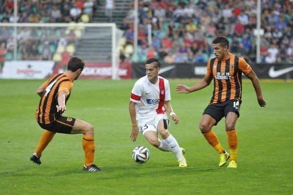 Trenčín sa s Hullom rozišiel bez gólov.