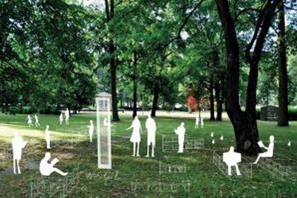 Zásah počíta s oživením mestského parku.