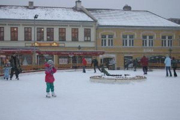 Trenčín uprednostnil investície pred verejným korčuľovaním.