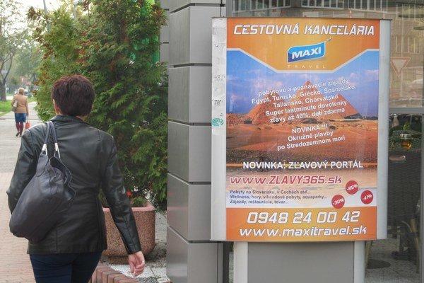 Cestovka dlhuje trenčianke dvesto eur.