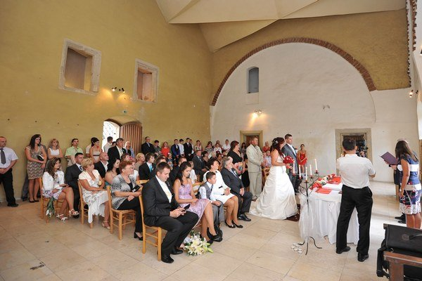 Svadba bola nakoniec v Barborinom paláci.